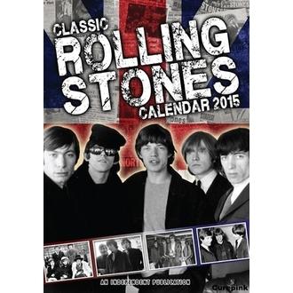 koledar do leto 2015 ROLLING STONES, NNM, Rolling Stones