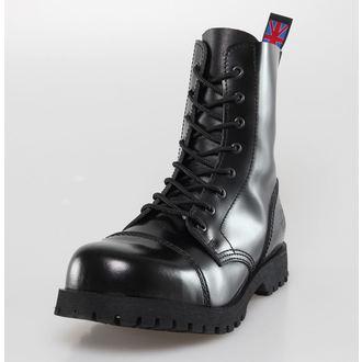 čevlji NEVERMIND - 8 očesca - Black Polido, NEVERMIND