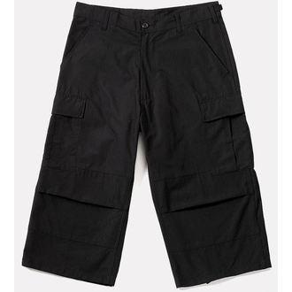 3/4 hlače moški ROTHCO - Capri - BLACK, ROTHCO
