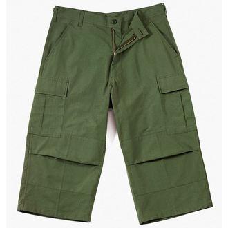 3/4 hlače moški ROTHCO - CAPRI - OLIVE DRAB, ROTHCO