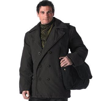 zima jakna moški - PEA COAT - ROTHCO, ROTHCO