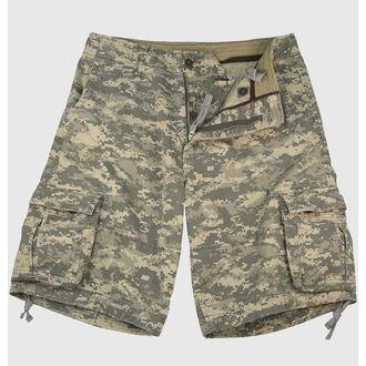 kratke hlače moški ROTHCO - VINTAGE INFANTRY - ACU DIGITALNI, ROTHCO