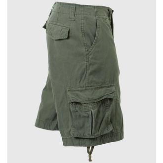 kratke hlače moški ROTHCO - VINTAGE INFANTRY - OLIVE DRAB, ROTHCO