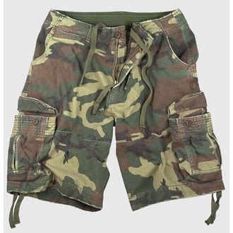 kratke hlače moški ROTHCO - VINTAGE INFANTRY - WOODLAND, ROTHCO
