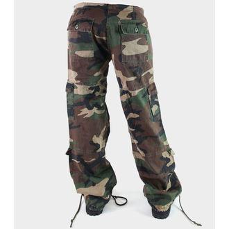 hlače ženske ROTHCO - VINTAGE PARATROOPER - Utrujenosti CAMO - 3386