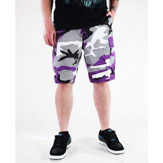 kratke hlače moški ROTHCO - BDU KRATEK L / C - ULTRA VIOLET CAMO, ROTHCO