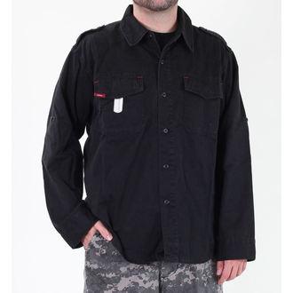 majica moški ROTHCO - VINTAGE BDU - BLACK, ROTHCO