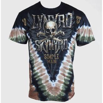 Moška metal majica Lynyrd Skynyrd - Simple Man - LIQUID BLUE, LIQUID BLUE, Lynyrd Skynyrd