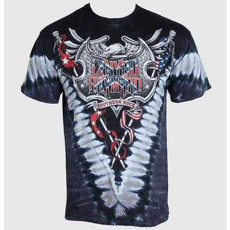 Moška metal majica Lynyrd Skynyrd - Southern Rock Shield - LIQUID BLUE, LIQUID BLUE, Lynyrd Skynyrd