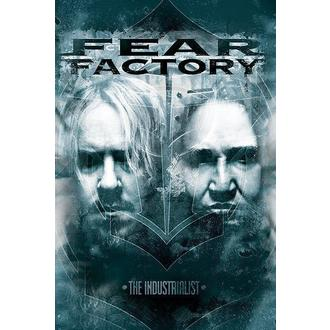 plakat Fear Factory - The Industrialists - PYRAMID POSTERS, PYRAMID POSTERS, Fear Factory