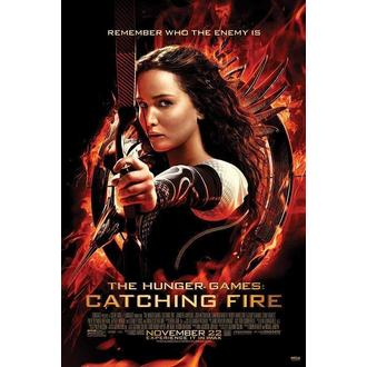 plakat Hunger Games - One Sheet - PYRAMID POSTERS, PYRAMID POSTERS