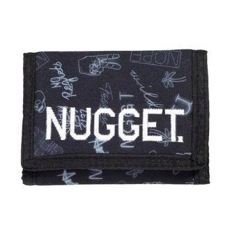 Denarnica NUGGET - BREAKOUT - D - 1/26/38 - Neon Črno, NUGGET