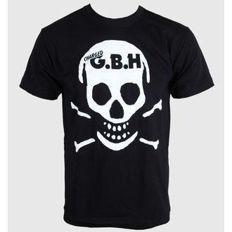 Metal majica moški ženske unisex GBH. - Skull - CARTON, CARTON, G.B.H.