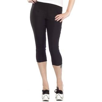 hlače 3/4 ženske SOURPUSS - Sugar Pie - Črno, SOURPUSS