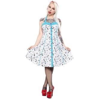 obleko ženske SOURPUSS - Peggy Lazy Sundae - Multi Barve, SOURPUSS
