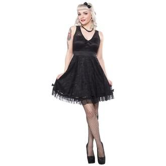 obleko ženske SOURPUSS - Tear Up The Town - Črno, SOURPUSS