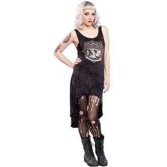 obleko ženske SOURPUSS - Hi Low Omni - Črno, SOURPUSS