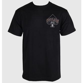 majica moški ženske unisex - Spade - OUTLAW THREADZ, OUTLAW THREADZ