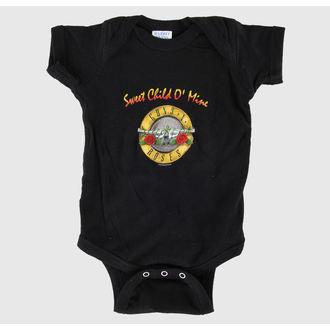 telo otroci Guns N' Roses - Sweet Child - Črno - Bravado, BRAVADO, Guns N' Roses