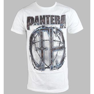 majica moški Pantera - 81 - Bela - Bravado, BRAVADO, Pantera
