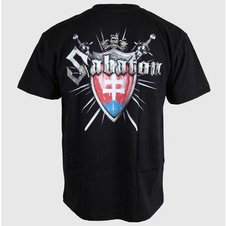majica kovinski moški ženske unisex Sabaton - Swedisch - CARTON, CARTON, Sabaton