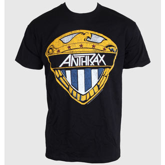 Metal majica moški ženske unisex Anthrax - Eagle Shield - ROCK OFF, ROCK OFF, Anthrax
