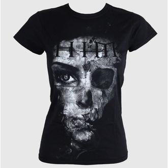 Metal majica moški ženske unisex Him - HIM Woman B&W - ROCK OFF, ROCK OFF, Him