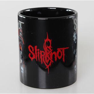 skodelica Slipknot - Come Play Dying - Črna - ROCK OFF - SKMUG01