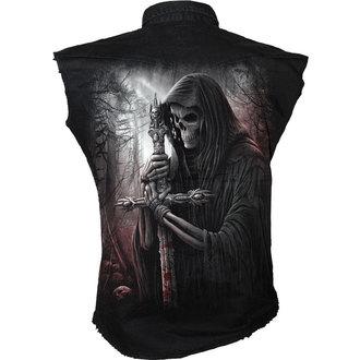 majica moški brez rokavov SPIRAL - SOUL SEARCHER, SPIRAL