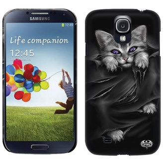 kritje do celica telefon SPIRAL - BRIGHT EYES - Samsung, SPIRAL