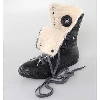 zima čevlji ženske - Chuck Taylor All Star Knee-Hi - CONVERSE, CONVERSE