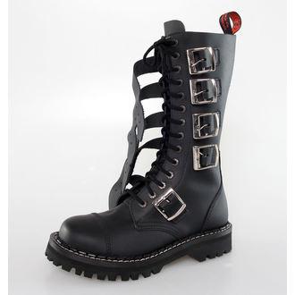 čevlji KMM 14 očesca - 5P - Črno, KMM