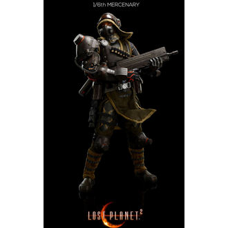 Lost Planet 2 Ukrep Slika 1/6 Mercenary 30 cm, NNM