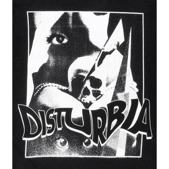 na vrh ženska (tuniko) Disturbia - Remember The Future - Črno, DISTURBIA