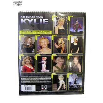 koledar do leto 2009, NNM, Kylie Minoque