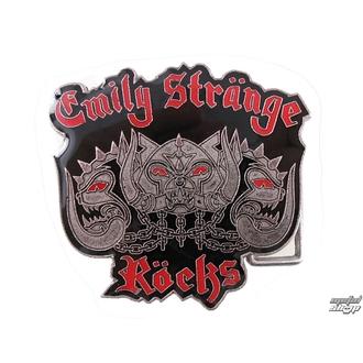 sponka za usnje pas EMILY THE STRANGE, EMILY THE STRANGE
