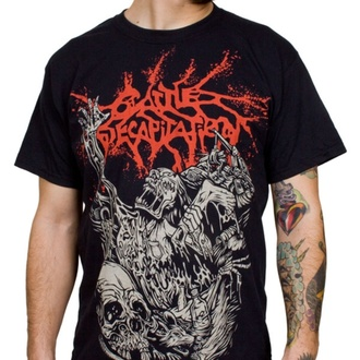Moška metal majica Cattle Decapitation - Alone At The Landfill - INDIEMERCH, INDIEMERCH, Cattle Decapitation