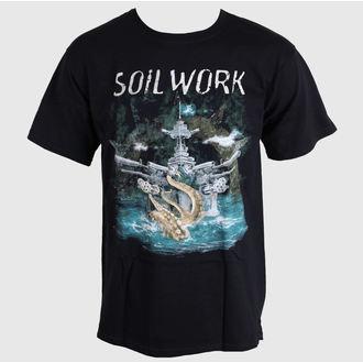 majica kovinski moški SoilWork - Barge To Hell-Break For Nobody - Just Say Rock - JSR, Just Say Rock, SoilWork