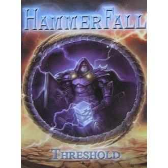 zastava Hammerfall - Threshold, HEART ROCK, Hammerfall