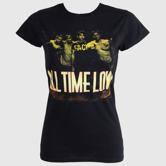 majica kovinski ženske All Time Low - Metal Finger - PLASTIC HEAD, PLASTIC HEAD, All Time Low