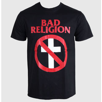 majica kovinski moški Bad Religion - Cross Buster - PLASTIC HEAD, PLASTIC HEAD, Bad Religion