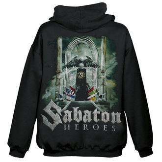 jopa s kapuco moški Sabaton - Heroes - NUCLEAR BLAST, NUCLEAR BLAST, Sabaton