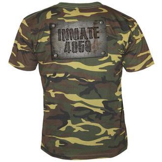 majica kovinski moški Sabaton - Inmate Camouflage - NUCLEAR BLAST, NUCLEAR BLAST, Sabaton