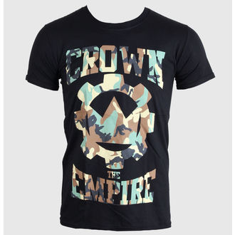 Metal majica moški Crown The Empire - Run And Hide - PLASTIC HEAD, PLASTIC HEAD, Crown The Empire