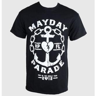 majica kovinski moški Mayday Parade - Anchor - PLASTIC HEAD, PLASTIC HEAD, Mayday Parade