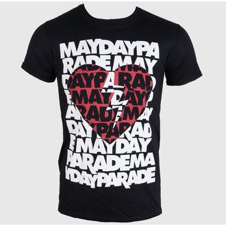 majica kovinski moški Mayday Parade - Heart - PLASTIC HEAD, PLASTIC HEAD, Mayday Parade