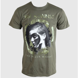 Metal majica moški Rise Against - Marked - PLASTIC HEAD, PLASTIC HEAD, Rise Against