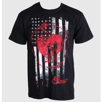 majica kovinski moški Rise Against - Stained Flag - PLASTIC HEAD, PLASTIC HEAD, Rise Against