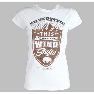 Metal majica ženske Silverstein - Crestl - PLASTIC HEAD, PLASTIC HEAD, Silverstein