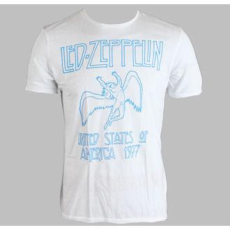 majica kovinski moški Led Zeppelin - 77 - AMPLIFIED, AMPLIFIED, Led Zeppelin